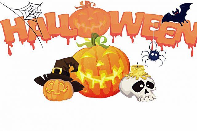 Fiesta Halloween 2019 para recaudar fondos para el viaje de fin de curso de 6º de Educación Primaria