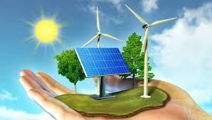 Sí a las renovables