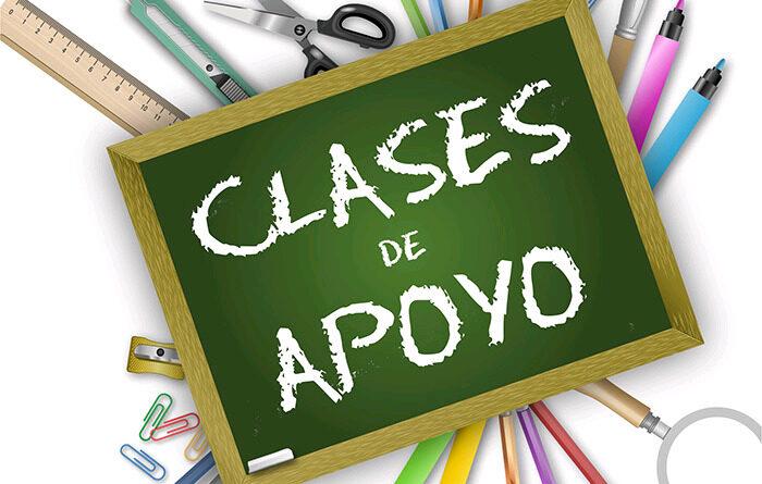 Clases de apoyo del ayuntamiento de Puerto del Rosario